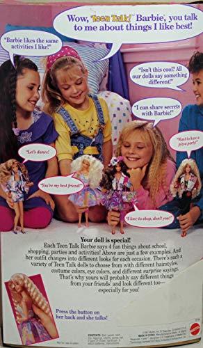 barbie kostum teen