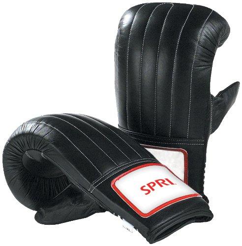spri workout gloves SPRI Kick Bag Fitness Gloves