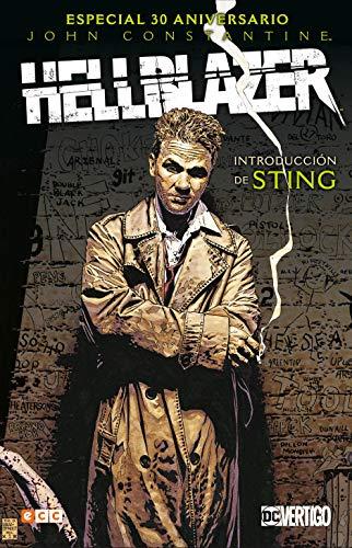 Hellblazer: Especial 30 aniversario (Spanish Edition)