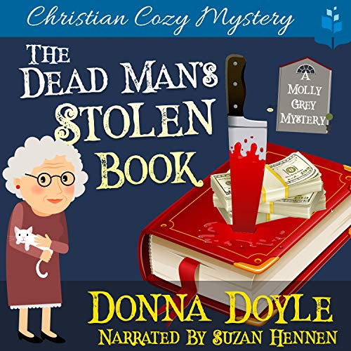 The Dead Man's Stolen Book cover art