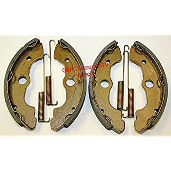 Front Rear Brake Shoes For Honda TRX300FW Fourtrax 300 4x4 1988 1990-2000