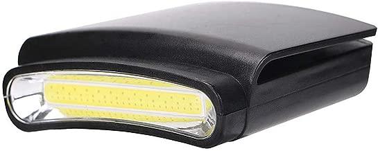 la p/êche 5 modes la p/êche parfait pour lext/érieur Karrong Lampe frontale LED USB rechargeable /étanche IPX6 super lumineuse mini lampe frontale le jogging le sport
