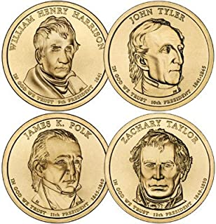 presidential proof dollars