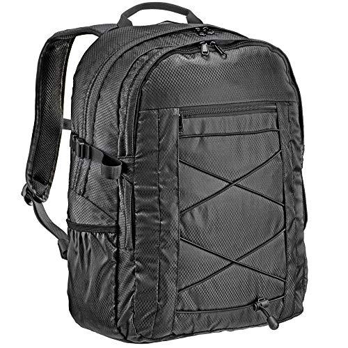 Defcon5 Sac à dos sport Citizen Camping 30 litres, polyester 420 deniers (Noir)
