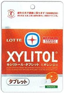 キシリトール タブレット オレンジ 35g