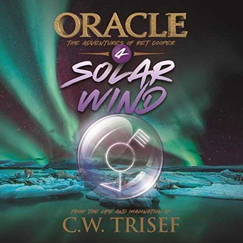 Oracle - Solar Wind (Vol. 4) audiobook cover art