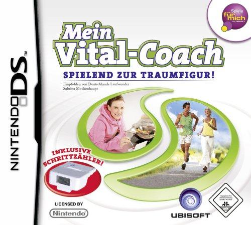 Mein Vital-Coach - Spielend zur Traumfigur (inkl. Schrittzähler)
