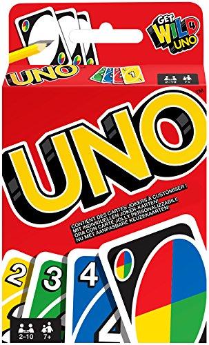 Mattel W2087 – Uno, Kartenspiel - 6