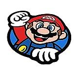 GOOCO Super Mario - Alfombra para Sala de Estar, Dormitorio, Alfombra fácil de Limpiar para el Dormitorio de los niños, para salón, Dormitorio, Cocina, Dormitorio para niños