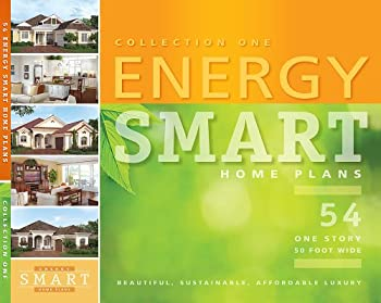 Paperback Energy Smart Home Plans - Collection One Book