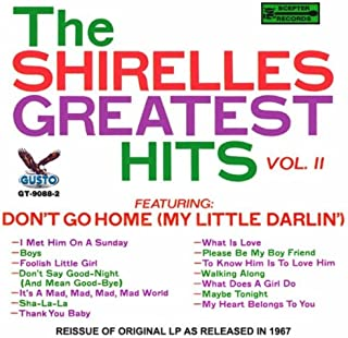 the shirelles i met him on a sunday