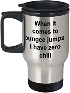 bungee jumping mug travel coffee mugs cup gift jesus jump smart trampoline leash high cord harness rope and strap equipment of their own kid for kids