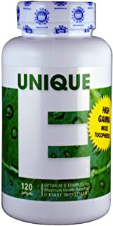 A.C. Grace Company Unique E Tocopherols 120 Sgels