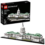 LEGO Architecture 21030 United States Capitol Building Kit (1032 Pieces) (Discontinued by Manufacturer)