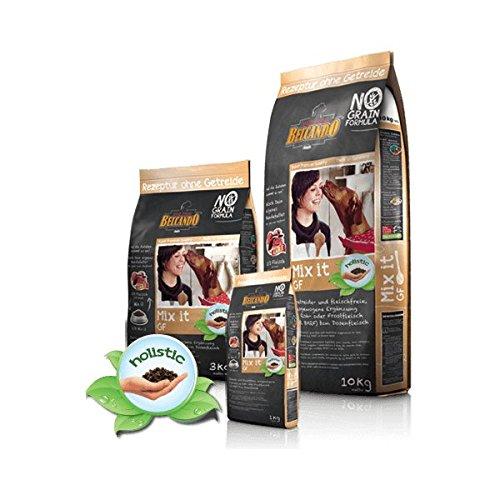BELCANDO Ergänzungsfuttermittel zur Fleischfütterung MIX IT GRAIN-FREE für Hunde 10,0 kg
