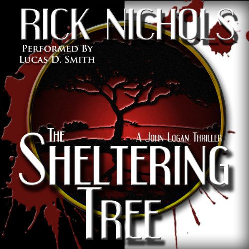 The Sheltering Tree audiobook cover art
