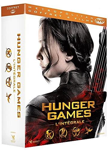 L'intégrale L'embrasement + Hunger Games-La Révolte 1 + Partie 2 [Édition Limitée]