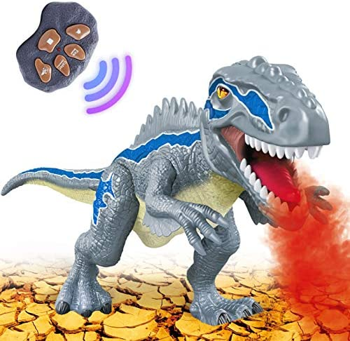 Dinosaur Toys for 3 5 Year Old Boys Girls Electronic Dinosaur Toy Walking with LED Light Up product image