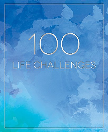 Piccadilly 100 life Challenges: Are You Ready? | Personal Growth and Self-Improvement Journal | Self-Care Calendar Tracker | 240 pages (9781620096949)