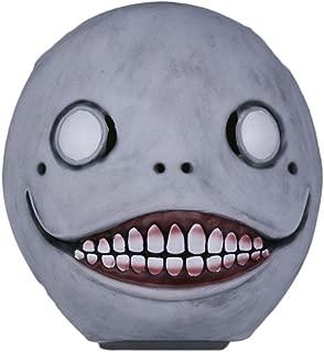 Halloween Game Mask NieR:Automata Emil Mask Battle Damage Halloween Full Face Mask Cosplay Prop