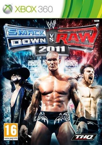 THQ WWE SmackDown vs. Raw 2011 - Juego (Xbox 360, Lucha, T (Teen))