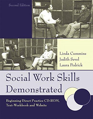 Social Work Skills Demonstrated: Beginning Direct...