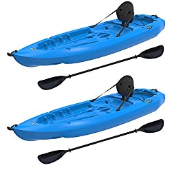 Lifetime Lotus Sit-On-Top Kayak with Paddle Review