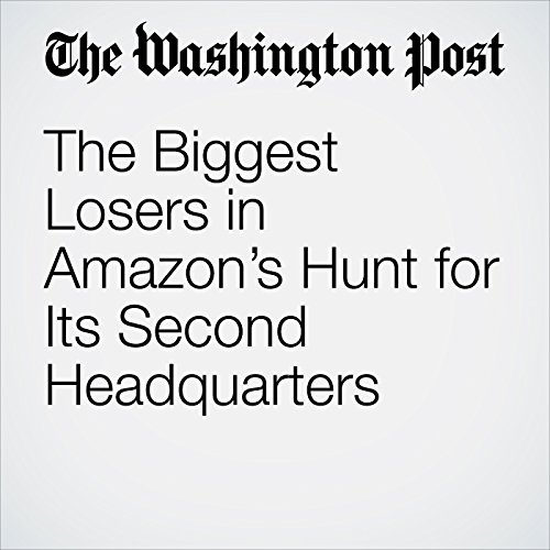 The Biggest Losers in Amazon's Hunt for Its Second Headquarters copertina