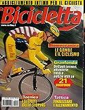 La Bicicletta 208 aprile 2001 Denti Start 001-Olmo Granfondo-Costantino Ruggiero