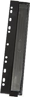 Genie PP-4M dziurkacz do wpinania (metalowe wykrawanie, ze zintegrowaną linijką 28 cm i pojemnikiem na ścinki), czarny