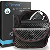 TICONN Mini Faraday Bag for Key Fob review