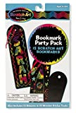 Melissa & Doug Bookmark Scratch Art Party Pack