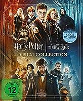 Wizarding World 10-Film-Collection - Jubiläums-Edition - Magical Movie Mode. Limitierte Auflage