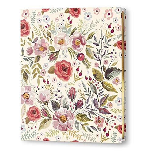 Tools4Wisdom Planner 8x10 - Durable Soft Cover - 12 Month Non Dated 2020 Planner Edition