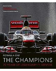 Hamilton, M: Formula One: The Champions: 70 years of legendary F1 drivers