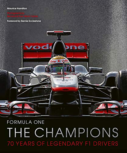 Formula One: The Champions: 70 years of legendary F1 drivers