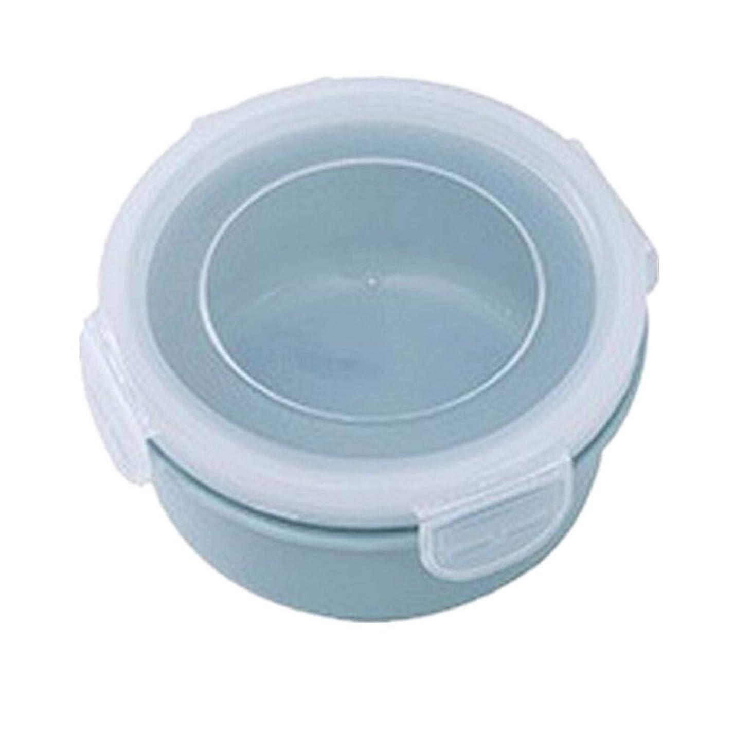 症候群組流星弁当箱 小さなランチボックス食品冷蔵庫収納ボックスプラスチック製ミニラウンド食器ポータブルピクニック食品保存
