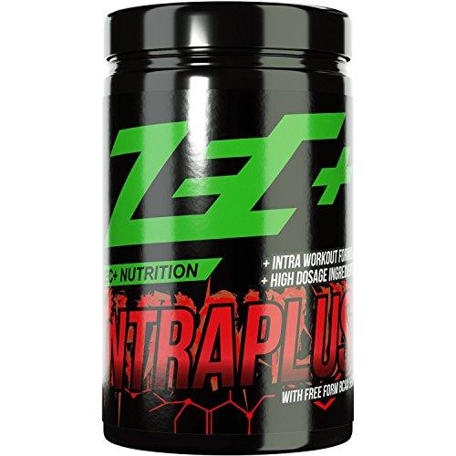 ZEC+ Intra-Workout Drink INTRA PLUS mit essentiellen Aminosäuren EAAs/BCAAs, Geschmack Kirsche, 620 g