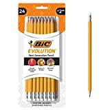 Premium #2 HB lead pencils with break-resistant lead and splinter-free barrels Durable, long-lasting leads and erasers Latex-free erasers easily erase stray marks Classic yellow barrels Pack of 24 certified non-toxic pencils ideal for home or classro...