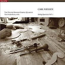Nielsen - String Quartets op13, op44, String Quintet by Young Danish String Quartet (2007-04-26)