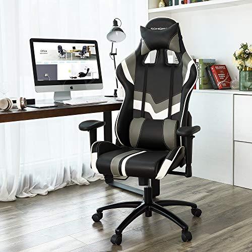 SONGMICS Bürostuhl Gaming Stuhl Bild 5*