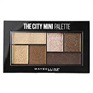 Mayb Make-Up Maybelline The City Mini Palette, 400 Rooftop Bronzes