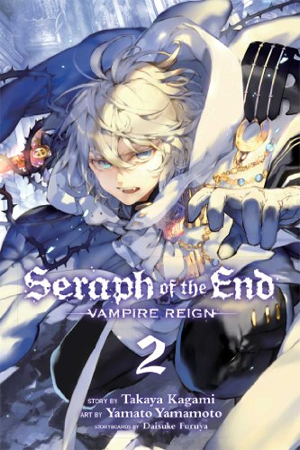 SERAPH OF END VAMPIRE REIGN GN VOL 02.