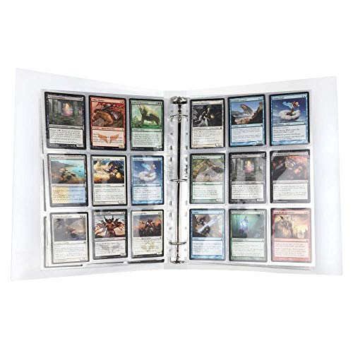 Lictin Album para Cartas- 30 Paginas 540 Cuadricula para
