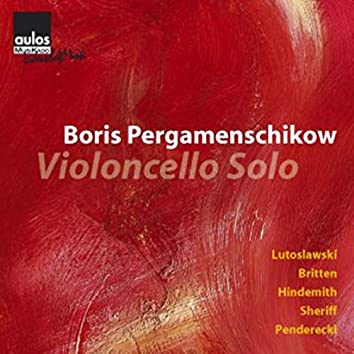 Violoncello Solo: Boris Pergamenschikow