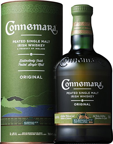 Connemara Original Peated Single Malt Whiskey Irlandais,...