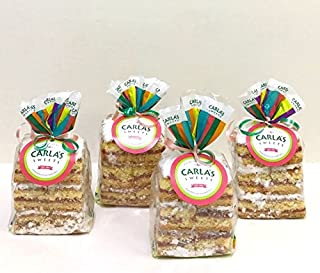 Carla's Sweets Assortment 16 ( 4 Guava Cakes bags)