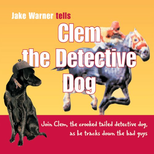 Clem the Detective Dog cover art