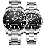 Couple Automatic Mechanical Watch Men and Women...