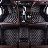 XHULIWQ Alfombrillas de Cuero para automóviles, para Mercedes Benz GLC 2006-2018, Personalizado Boot Mat Interior Car Styling